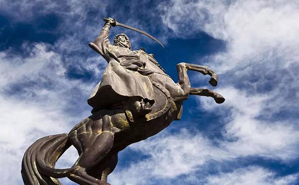 西夏被蒙古灭亡时有多惨烈,兴庆府被屠城,西夏王族几乎团灭