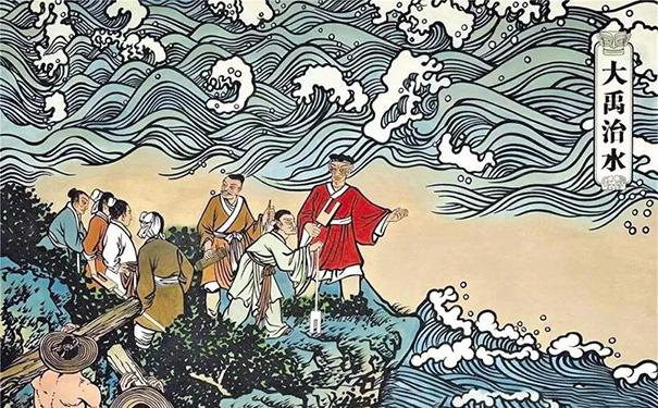 大禹治水背后的历史:气候变化,文明迁移,部族战争,国家诞生