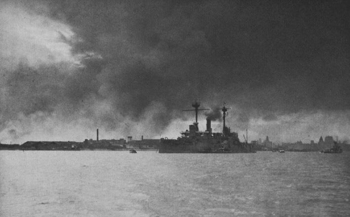 罪证:真实的日军侵华图集-上海战场(十二)