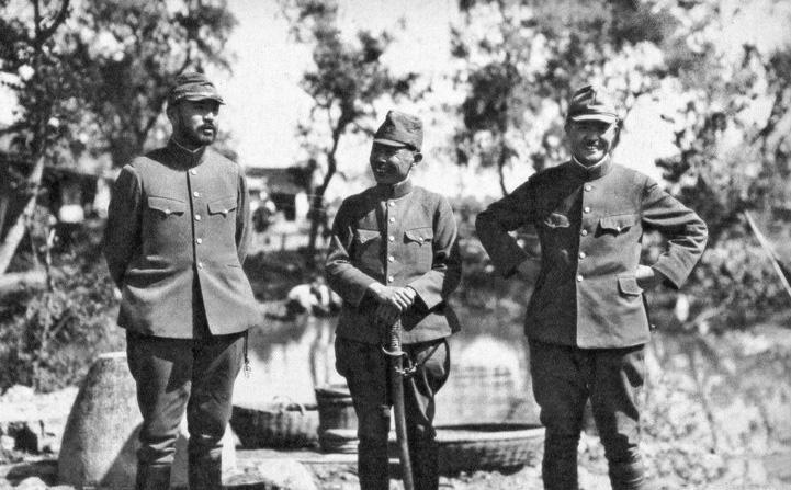 罪证:真实的日军侵华图集-上海战场(九)