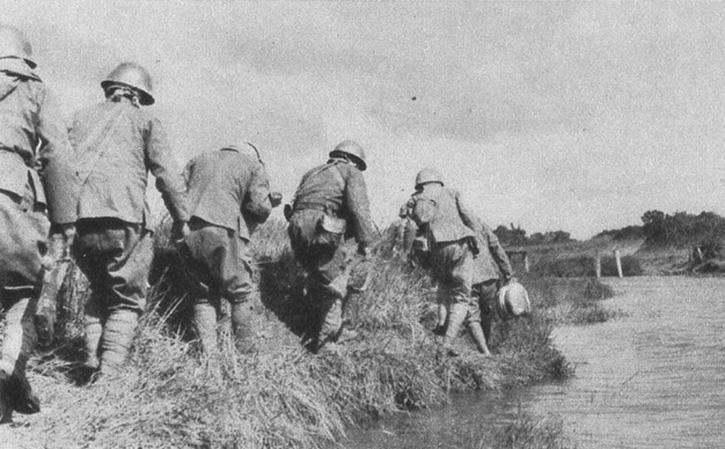 罪证:真实的日军侵华图集-上海战场(七)