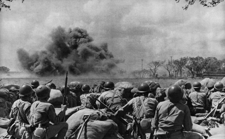 罪证:真实的日军侵华图集-上海战场(四)
