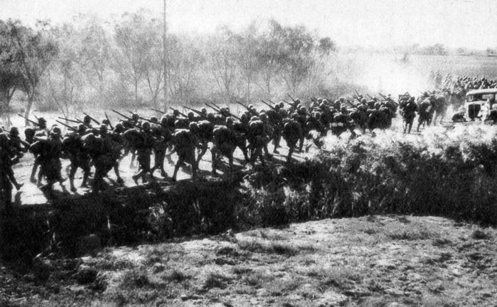 罪证:真实的日军侵华图集-上海战场(八)