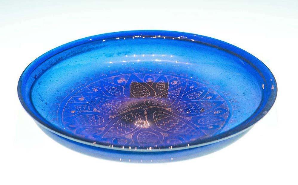古代琉璃制品