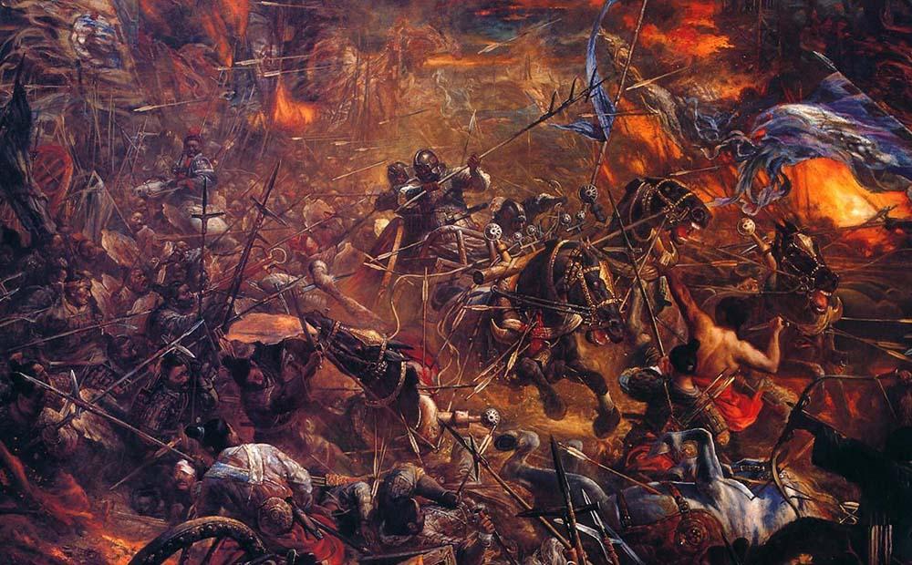 秦国和西戎战争